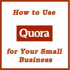 5 Tips for Using Quora via @Julie Gallaher