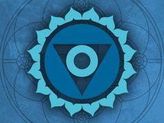 Mandalas para el quinto chakra