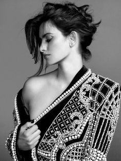 hauteinnocence:  Penelope Cruz by Nico forEl Pais Semenal