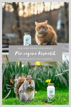 Sage NEIN zu Tierversuchen bei Nahrungsergänzungsmitteln und Kosmetikprodukten. Cosphera bietet vegane Lösungen - aus Liebe zu Tieren. Highlights, Organic Beauty, Heart, Amor, Highlight