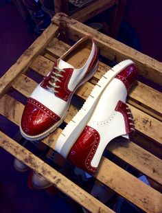 Linea Nostra Shoes Personalized