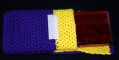 Wario 3DS Case Ready to Ship by perfectfitcrochet on Etsy, $18.00