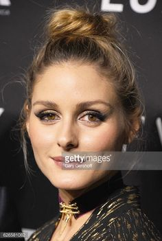 Socialite and model Olivia Palermo attends the 30th FN Achievement awards at IAC Headquarters on November 29 2016 in New York City