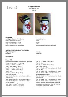 Best 12 Little Crochet Toy Snowman – SkillOfKing. Crochet Snowman, Christmas Crochet Patterns, Crochet Christmas Ornaments, Christmas Knitting, Crochet Baby Poncho, Free Crochet, Christmas Craft Fair, Crochet Disney, Crochet Winter