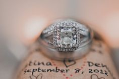LOVE this engagement ring!!