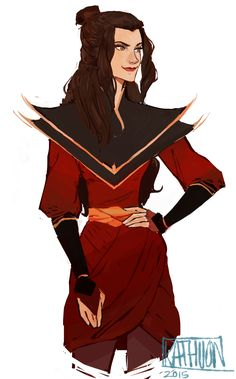 The Fire Princess | Azula | The Last Airbender | Avatar