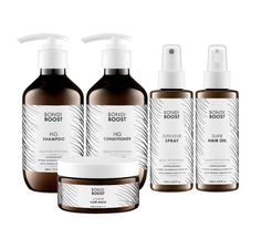 Hair Growth System - EVERYTHING YOU NEED FOR HAIR GROWTH (VALUE $113)