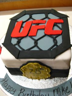 This will probably be Alex's Groomsman's cake one day :)
