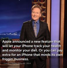 Apple announced a new feature that. Share if you get the joke! Tech Humor, Laughing So Hard, Funny Quotes, Sisters, Jokes, Let It Be, News, Sister Sister, Health