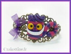 Bracelet cheshire cat