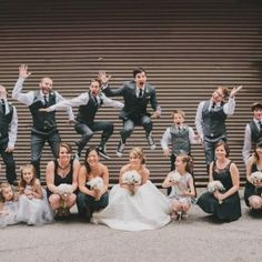 Simple, sweet, and full of DIY details, this wedding has tons of inspiration perfect for the couple wanting a gorgeous, minimalist look!