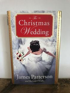 The Christmas Wedding by James Patterson and Richard DiLallo H/C) Ed. Browns Game, Maya Banks, Christine Feehan, Sylvia Day, Vampire Diaries Stefan, Vampire Books, Michael Trevino, Eric Northman, Anne Rice