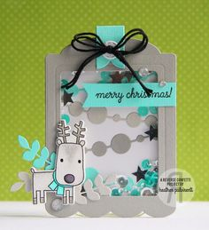 25 Days of Christmas Tags - Merry Christmas