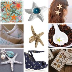 domingos adorables: estrellas de mar   starfish