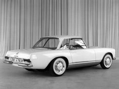 Mercedes SL Prototype
