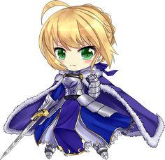 Chibi Artoria Pendragon (Saber), Fate Grand Order