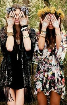 #friends #clothes #love #boho #hippie