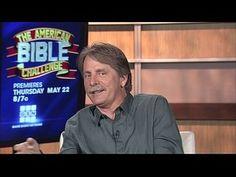 """The American Bible Challenge - Season 3: Exclusive: Jeff Foxworthy -- We go one-on-one with Jeff Foxworthy to talk about Season 3 of """"The American Bible Challenge"""". -- http://www.tvweb.com/shows/the-american-bible-challenge/season-3--exclusive-jeff-foxworthy"""