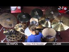 ▶ Igor Falecki - Sabian Cymbal Vote 2014 part 3 - YouTube