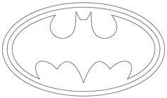 Batman Symbol Printable | Free Printable Batman Coloring Pages For Kids
