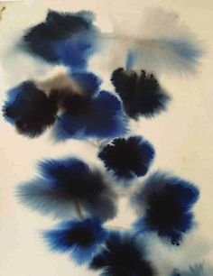 Lourdes Sanchez (Ink on silk) 2015, ink on silk