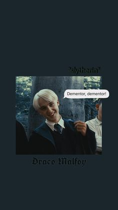 Draco Harry Potter, Harry James Potter, Harry Potter Characters, Draco Malfoy Aesthetic, Slytherin Aesthetic, Tom Felton, Draco Malfoy Imagines, Draco Malfoy Fanfiction, Drago Malfoy