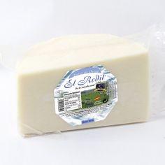 QUESOS EL REDIL : El Redil - Tierno Cuña 350g Queso Manchego, Dairy, Container, Cheese, Adrenal Cortex, Goats