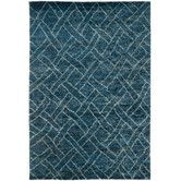 Found it at AllModern - Fairfield Indigo/Denim Area Rug