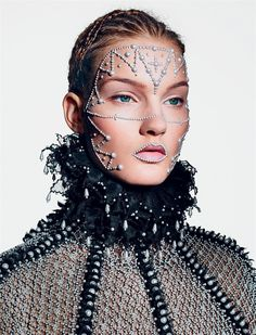 Art + Commerce - Artists - Makeup artists - Peter Philips - Recent Work