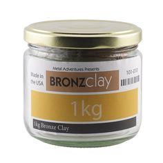 BRONZclay, 1kg