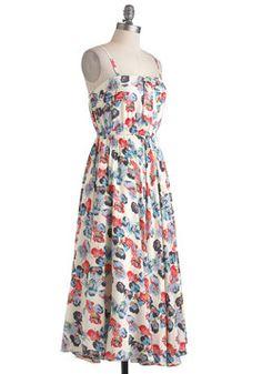 Just Past the Pasture Dress, #ModCloth