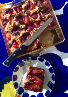 Plum Cake: Shabbat in Germany   Neesh Noosh