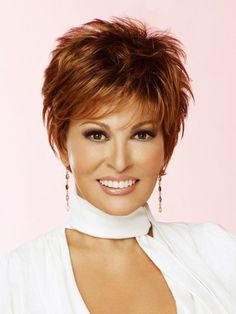 Love the hair, but hard to show someone a picture of the hair you want when Raquel Welch is wearing it!