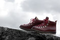 Fracap Hiking Boots Spring/Summer 2013