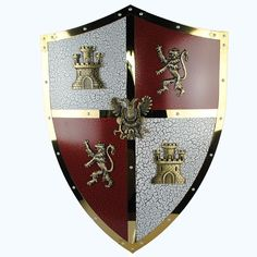 Resultado de imagen para escudo medieval