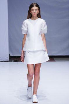 Yasya Minochkina Ready To Wear Spring Summer 2014 Kiev - NOWFASHION