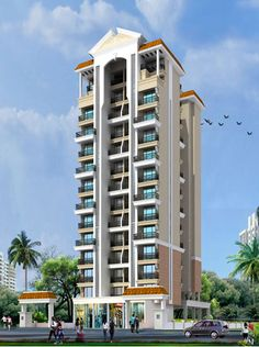 1 BHK,2 BHK,2 BHK,2 BHK,1 BHKApartment / Flat for sale in sector 18 - Mumbai Navi : way2wealthrealty.com