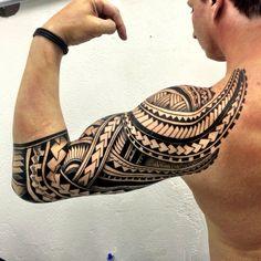 Tattoo maori polinesian                                                                                                                                                                                 Mehr