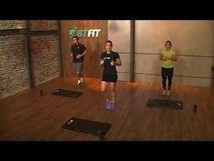 HIIT: el ejercicio de 20 minutos que quema más calorías que un aeróbico común -
