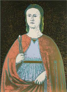 Andy Warhol, Saint Apollonia