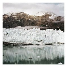 via charliemay - Layers, dreaming of icy seascapes