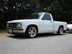 1992 Chevy S10 Pickup Truck - Bing Images Small Trucks, Mini Trucks, Cool Trucks, Custom Chevy Trucks, Gmc Trucks, Pickup Trucks, Chevy S10, S10 Truck, S10 Pickup
