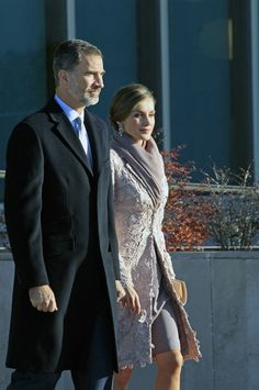 King Felipe and Queen Letizia Visit Portugal – Day 1