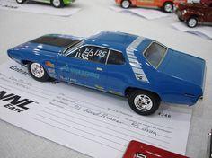 71 Roadrunner Drag car...