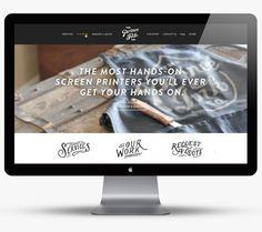 The Prince Ink Co. by Jason Stewart, via Behance
