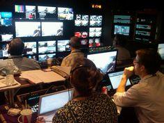 "Megasports (ABC) Special ""Walk across Niagara Falls"" (Technical Director) Tv Remotes, Niagara Falls"