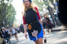 Milan Fashion Week Spring 2014 Street Style - Milan Fashion Week Spring 2014 Street Style, Day 6