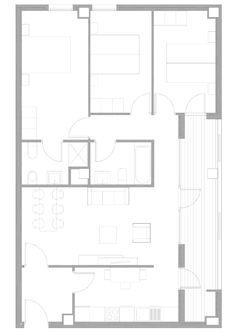 Типичный План Квартиры