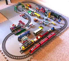 to change my lego train track layout i used to use my switches to make