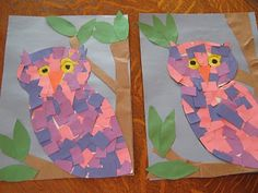 craft preschool k | My youngest two (ages 4 and 5) asked if they could do a craft this ...